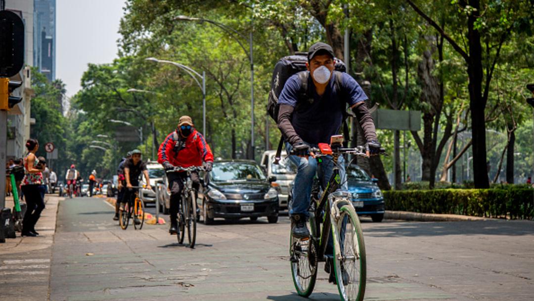 Imagen: En el marco de la celebración del Día Mundial Sin Auto, se informó que en el caso del acceso de bicicleta al Metro después de las 22.00 horas, esta medida será permanente, 22 de septiembre de 2019 (Getty Images, archivo)