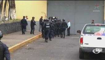 Foto: Amenazas Funcionario Vínculo Riña Reclusorio Oriente 12 Septiembre 2019