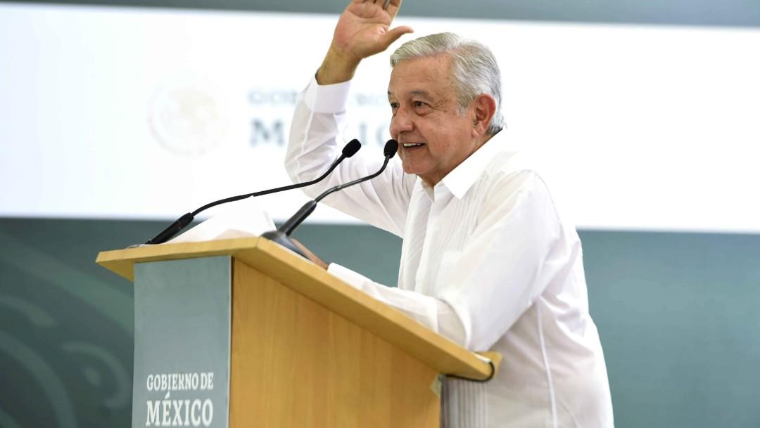 Fuchi, guacala, no voy a ser alcahuete de la corrupción: AMLO