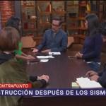Foto: Amlo Habla Reconstrucción Sismos 2017 19 Septiembre 2019
