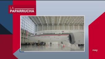 Foto: Amlo Promete Recursos Venta Avión Presidencial Paparrucha Día 19 Septiembre 2019