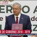 FOTO:AMLO rinde su Primer Informe de Gobierno, 1 septiembre 2019