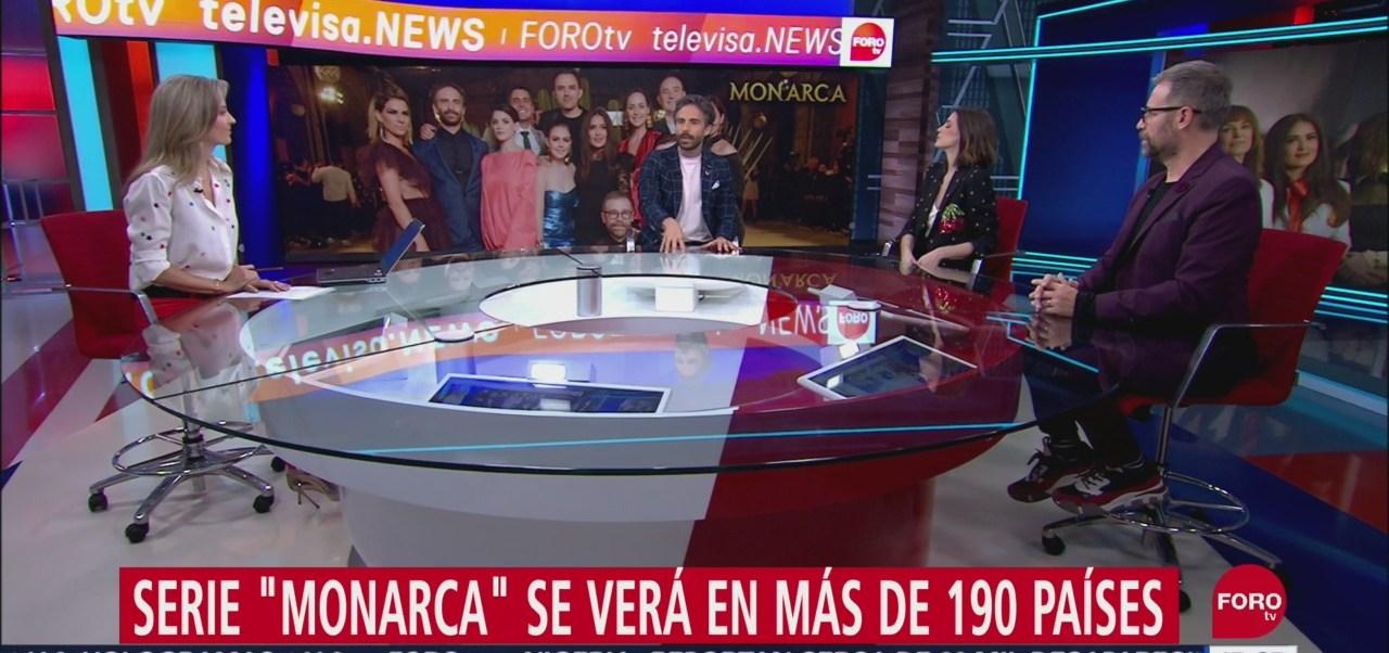 FOTO: Ana Pula Ordorica Entrevista Protagonistas Monarca