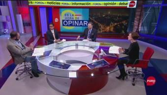 Foto: Crítica Presupuesto 2020 Énfasis Sobre Pemex 11 Septiembre 2019