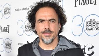 Foto: González Iñárritu repasó con los estudiantes toda su carrera, 25 de septiembre de 2019 (AP, archivo)