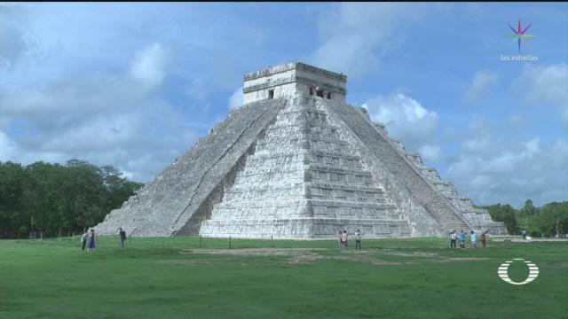 Foto: Arqueólogos Restauran Templo Guerreros Chichén-Itzá 20 Septiembre 2019