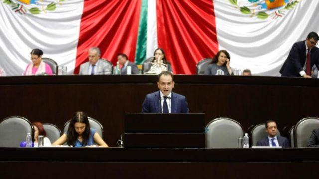 Comparecencia del secretario de Hacienda, Arturo Herrera.