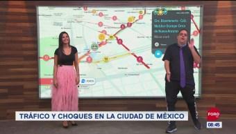 Así arranca Expreso de la Mañana con Esteban Arce del 17 de septiembre del 2019