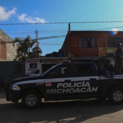 Aumenta inseguridad en Michoacán con homicidios, enfrentamientos y robos