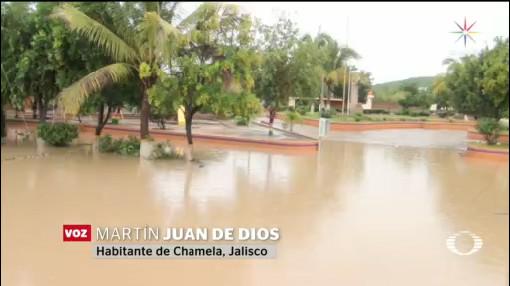 Foto: Baja California Sur Alerta Huracán Lorena 20 Septiembre 2019