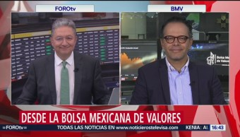 FOTO: Bolsa Mexicana Cierra Con Pérdidas Ante Negociación China-EEUU
