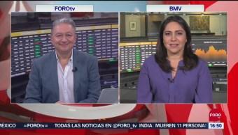FOTO: Bolsa Mexicana Hila Cuatro Semanas Con Ganancias
