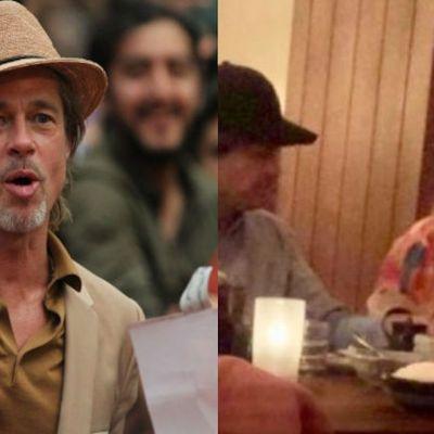 Look de Tania Ruiz y Peña Nieto fue inspirado por Brad Pitt
