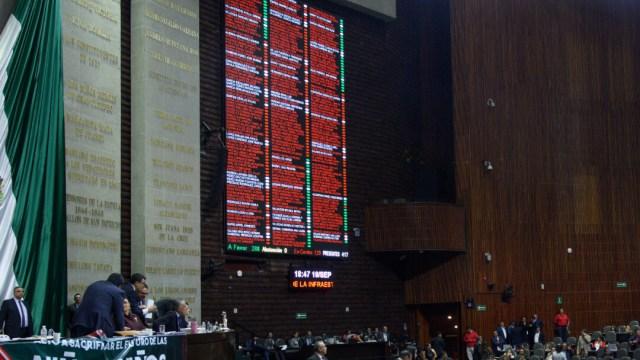 FOTO Diputados avalan Ley General del Sistema para Carrera de Maestros (Mario Jasso/Cuartoscuro)