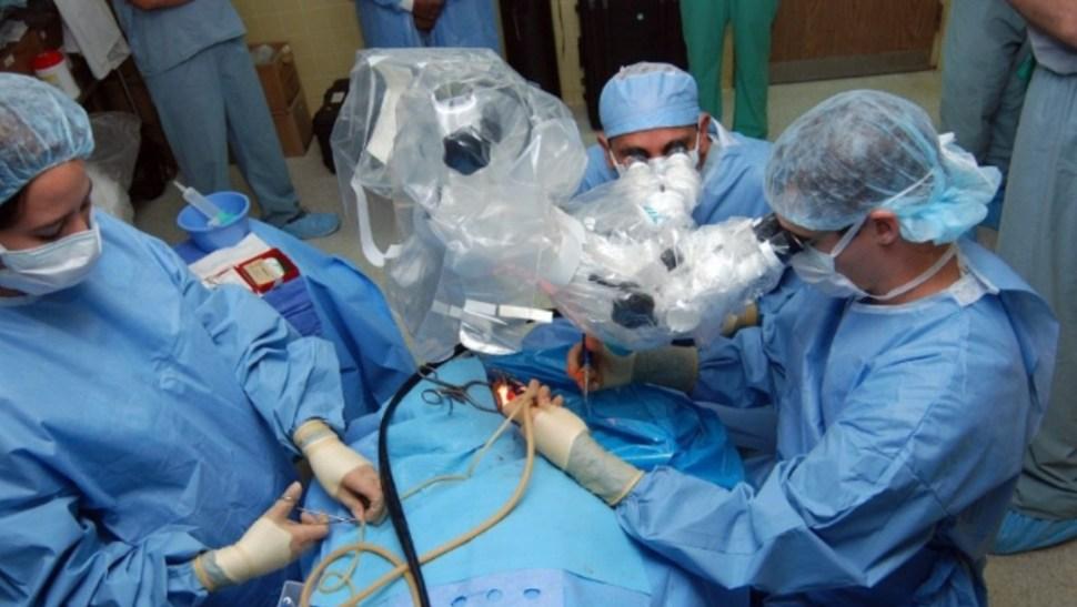 Foto: Cirugía
