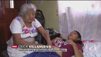 Foto: Capacitan Certifican Médicos Tradicionales Parteras Yucatán