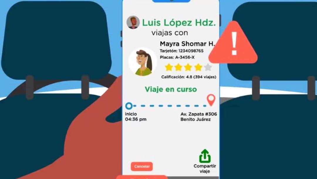 Foto: La app ya está disponible en las tiendas de aplicaciones, 5 de septiembre de 2019 (Twitter ClaudiaShein)