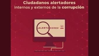 Foto: Ciudadanos Alertadores, plataforma de la SFP