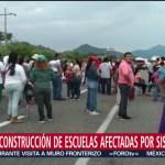 Foto: Cnte Conmemora Sismos Con Manifestaciones 19 Septiembre 2019