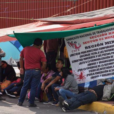 Leyes secundarias no permiten a CNTE asignar plazas: Segob