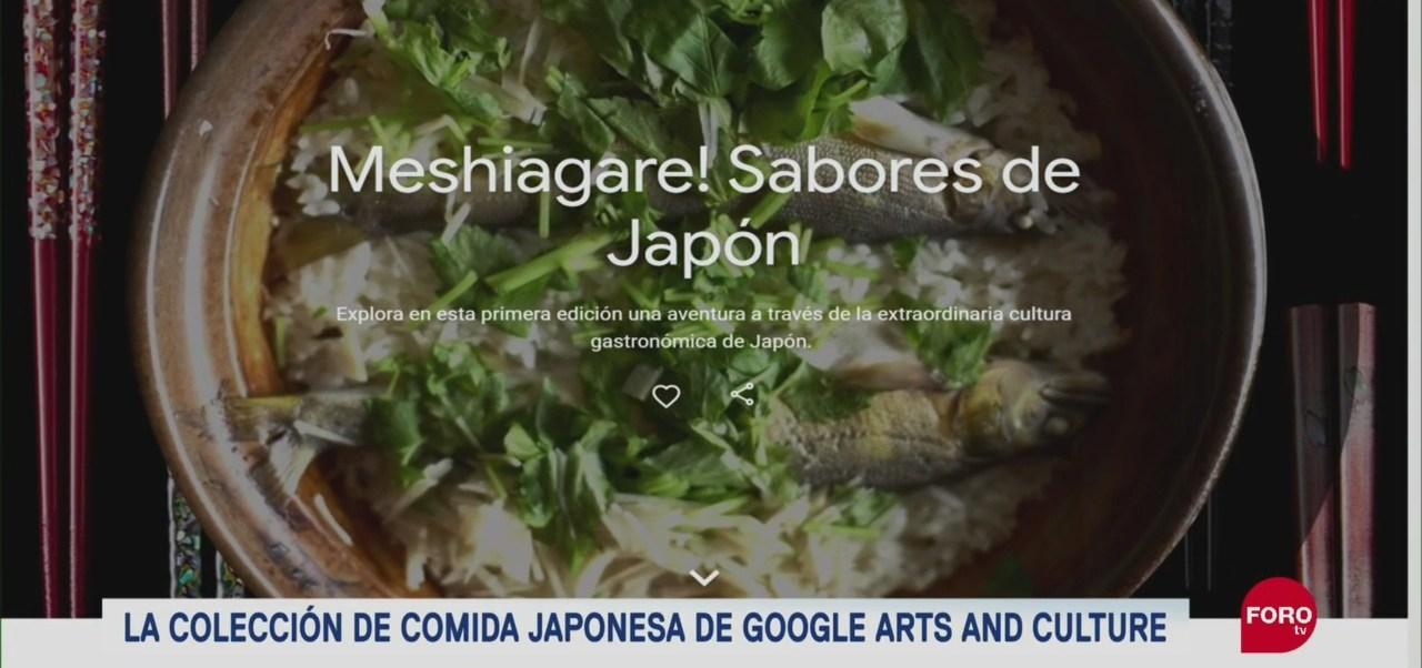 Foto: Colección Comida Japonesa Google Arts Culture 21 Septiembre 2019
