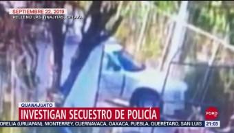 Foto: Video Comando Armado Secuestra Policía Celaya