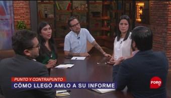 Foto: Cómo Llegó Amlo Informe Gobierno 2 Septiembre 2019