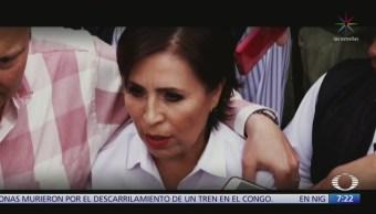 ¿Cómo va el caso de Rosario Robles?