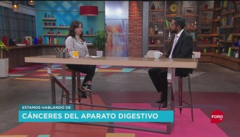 FOTO:Conoce más de los cánceres del aparato digestivo, 15 Septiembre 2019