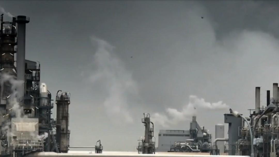 Foto: Contaminación ambiental