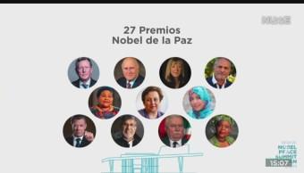 FOTO: Cumbre Premios Nobel Paz Yucatán
