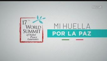 FOTO: Cumbre Nobel Paz Mérida
