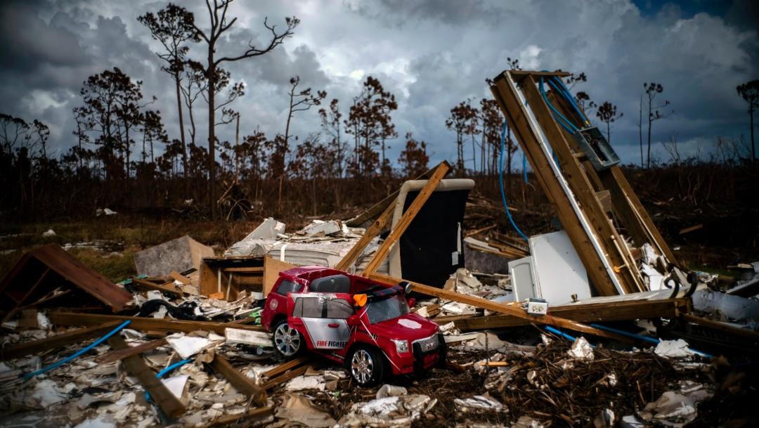 Foto: Daños por huracán 'Dorian' en Bahamas, 12 de septiembre de 2019