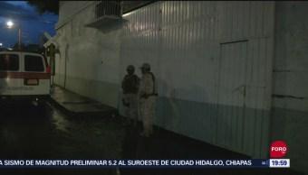 Foto: Denuncian Almacenamiento Ilegal Gas Lp Azcapotzalco 10 Septiembre 2019