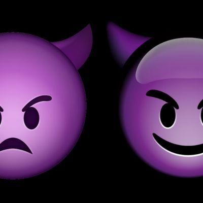 ¿Qué significan los emojis de los diablitos morados en WhatsApp?