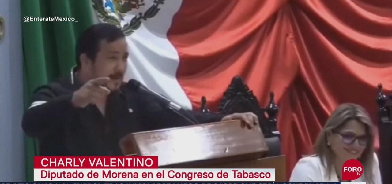 Foto: Diputado Morena Promueve Reelección Presidencial 10 Septiembre 2019