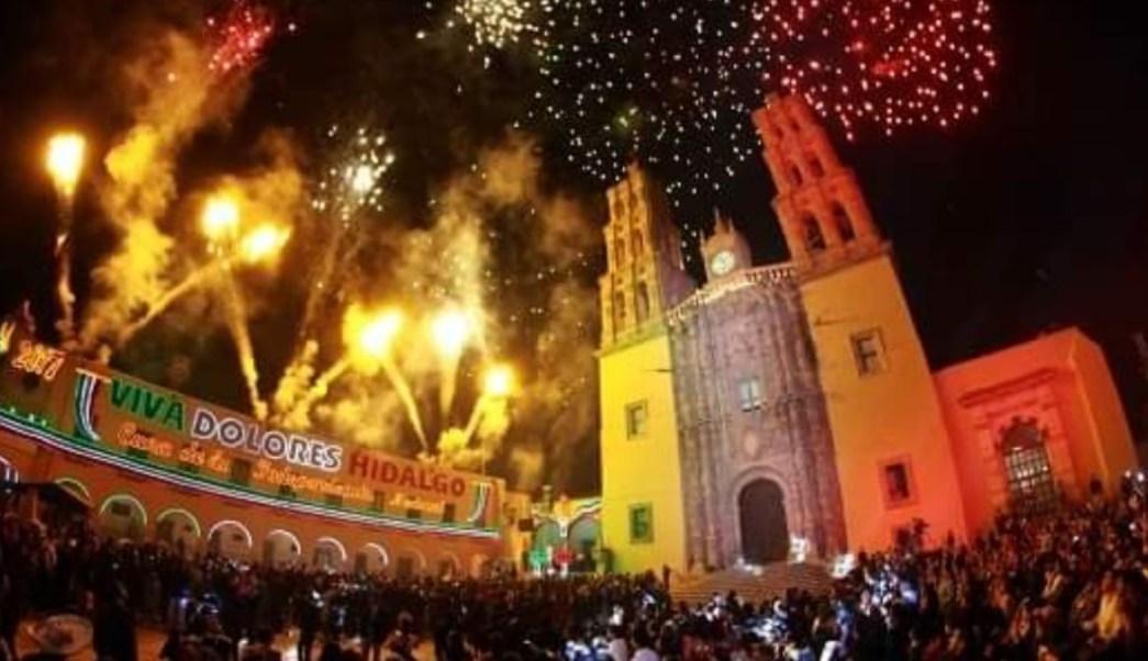 Festejos en Dolores Hidalgo
