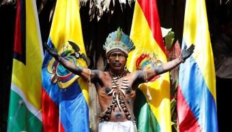 Foto Los países del Amazonas firmaron el acuerdo, 6 de septiembre de 2019 (EFE)