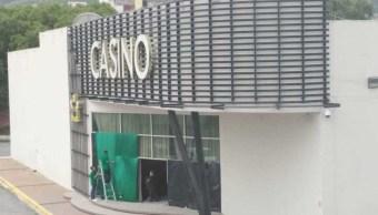 Foto: El casino empezó a hacer labores de limpieza, 6 de septiembre de 2019 (Portico Online)