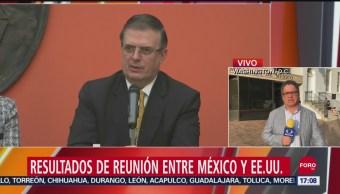 FOTO: Estados Unidos Alaba México Por Labor Migratoria, 10 de septiembre de 2019
