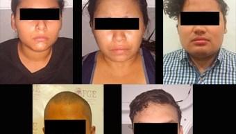 Foto Con lo referido por los detenidos, días antes planearon el secuestro y utilizaron una motocicleta para sustraer a la víctima, 14 de septiembre de 2019 (Fiscalía del Estado de Chiapas)