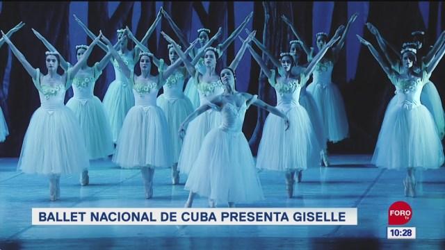 Foto: Ballet Nacional Cuba Presenta Giselle