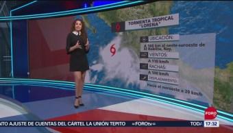 FOTO: Clima Con Mayte Carranco 19 Septiembre 2019,