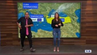El clima internacional en Expreso del 20 de septiembre del 2019
