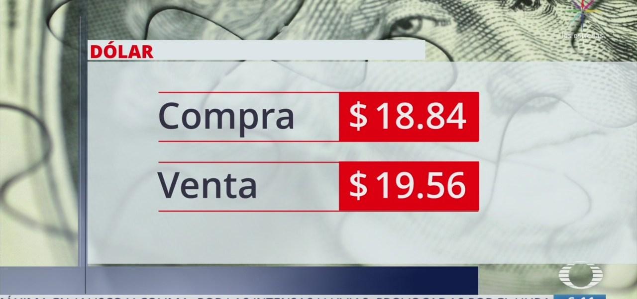 El dólar se vende en $21.46