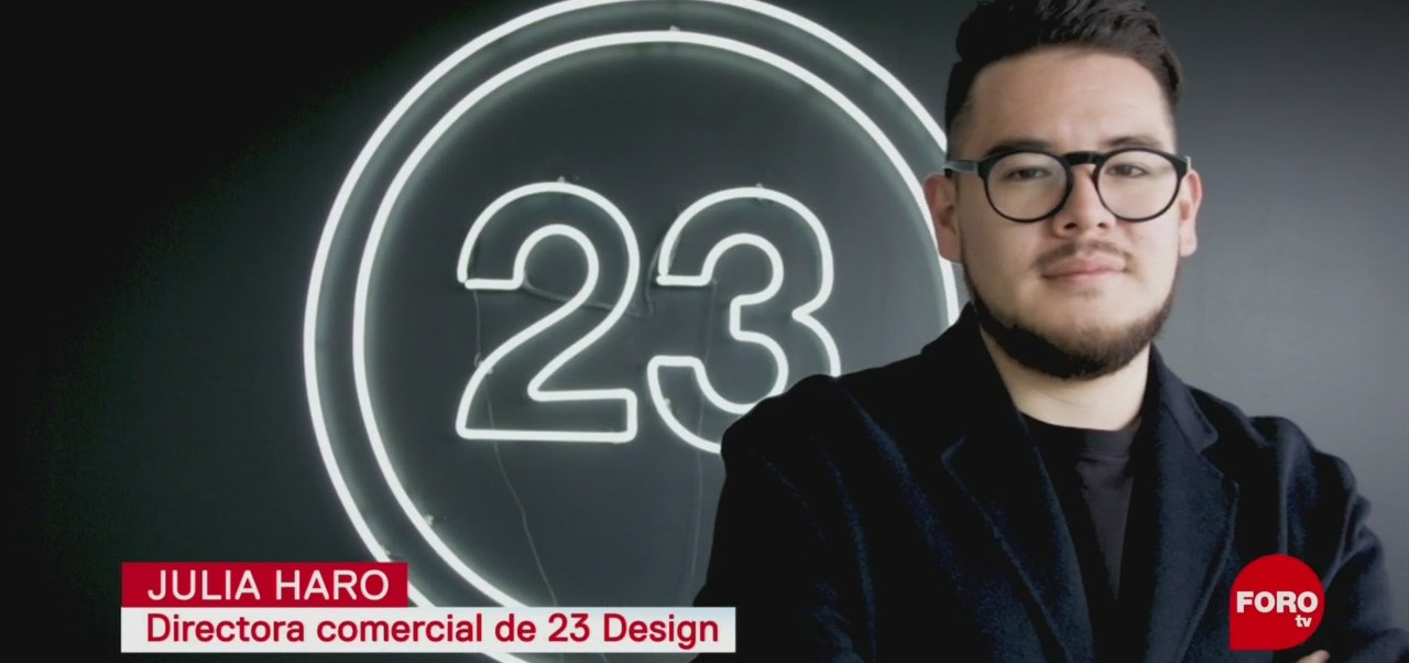 FOTO: El estudio mexicano '23 Design' nos habla sobre las tendencias en diseño de apps y otros productos, 8 septiembre 2019