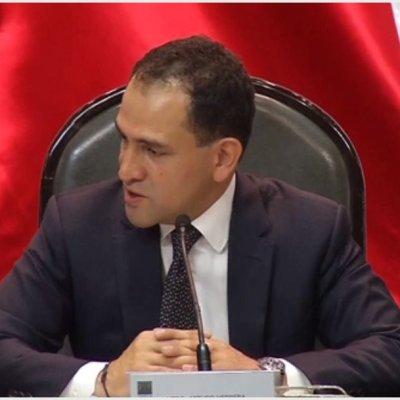 Secretario de Hacienda entregó Paquete Económico 2020 a Cámara de Diputados