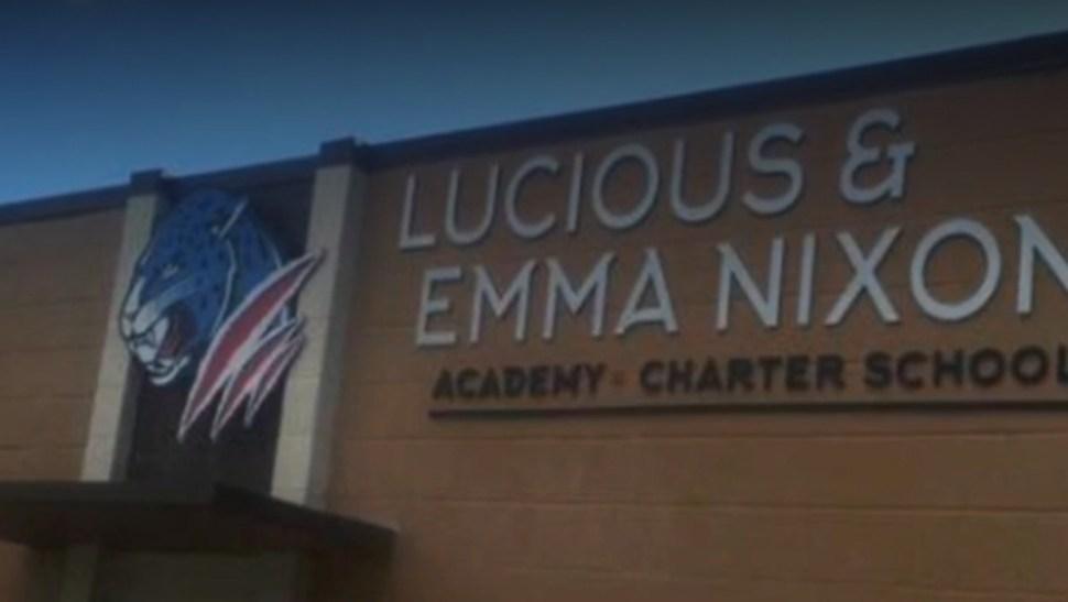 Foto: escuela Lucious and Emma Nixon Elementary, 24 de septiembre de 2019