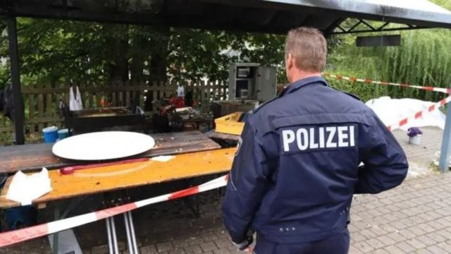 Explosión en festival deja 14 heridos en Alemania
