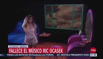 FOTO: Fallece el cantante Rick Ocasek, 15 Septiembre 2019